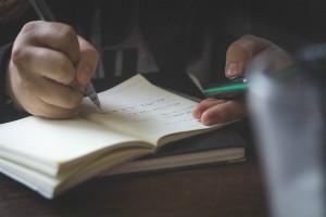 Student noterer